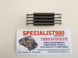KIT MOLLE INTERNE AL TAMBURO PER RICHIAMO CEPPI FRENO 500 - 126 (595 cc)
