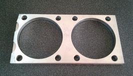 PIASTRA RINFORZO MONOBLOCCO 110 F PER ELABORAZIONE 740 cc H 10 mm