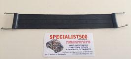 MOLLA IN GOMMA SEDILI  ANTERIORI  FIAT 500 N - D - F 1à SERIE - 600