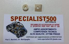 COPPIA PIASTRINE ISOLANTI SPINTEROGENO 500 D - F - L - GIARDINETTA