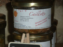 Caillette 330grs