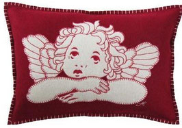 JR138 Cherub Cushion