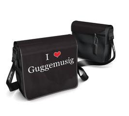 Deckel S - I love Guggemusig
