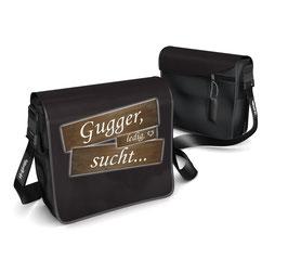Deckel S - Gugger, ledig, sucht... schwarz
