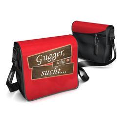 Deckel S - Gugger, ledig, sucht... rot