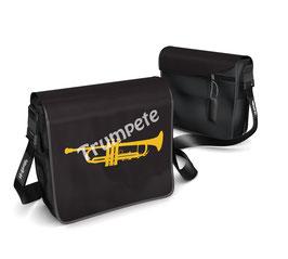 Deckel S - Trumpete gelb/grau