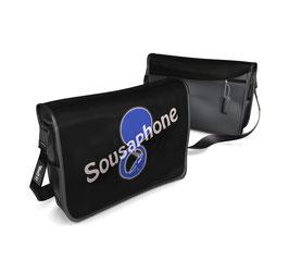 Deckel M - Sousaphone grau/blau