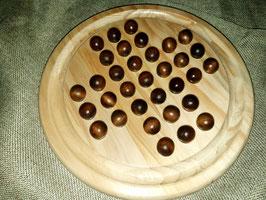 Solitär Holzkugel