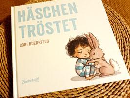Häschen tröstet von Cori Doerrfeld