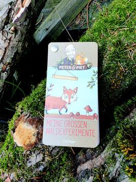 Peter & Piet Meine großen Waldexperimente von Peter Wohlleben