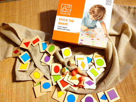 Toys for Life 'Stick the shape – Drück die Form'