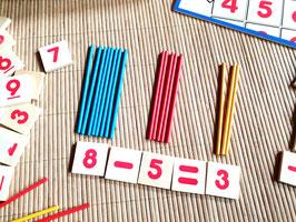 Lernspiel Grundschul-Mathematik
