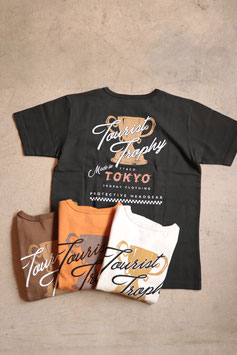 TROPHY CLOTHING / トロフィークロージング  TOURIST TROPHY OD POCKET TEE TR19SS-209