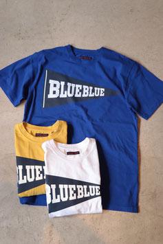 BLUE BLUE/ブルーブルー PENNANT ショートスリーブTEE 700072066