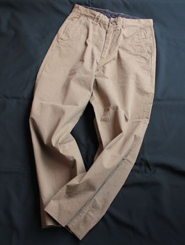 ANACHRONROM/ナクロノーム  CHINO WIDE TROUSERS ANA301