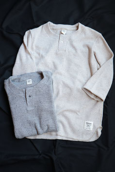Jackman/ジャックマン Henleyneck T-shirts JM5763MB