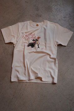TROPHY CLOTHING/トロフィークロージング Dirt Track Lady Tee TR18SP-203