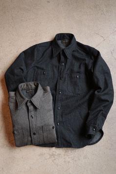 MULLER&BROS./ミューラーアンドブロス work shirt MB032