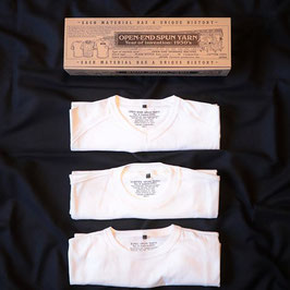 Nigel cabourn / 3 Pack T-shirt