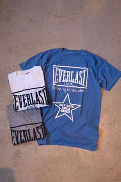 EVERLAST×HOLLYWOOD RANCH MARKET エバーラスト×ハリウッドランチマーケット CHOICE OF CHAMPIONS S/S T-SHIRTS 700069464