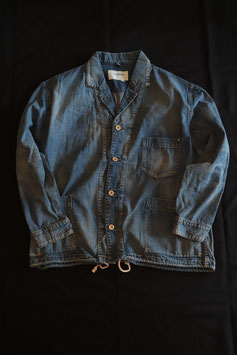 ANACHRONORM/アナクロノーム L/S COVERALL SHIRTS AN031W