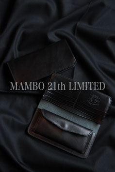 THE SUPERIOR LABOR × mambo 21th LIMITED long wallet