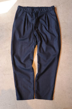 Re made in tokyo  Wool Flannel Tuck Ankle PTS No2218A-BT