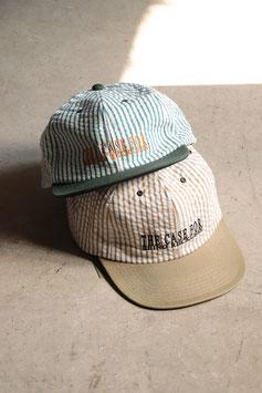 THE H.W.DOG&CO/エイチダブリュードッグ&コー SEERSUCKER CAP D-00394