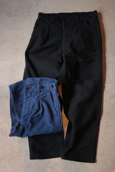 H.UNIT STORE LABEL/エイチユニットストアレーベル Moleskin euro work pants HSL-PT066