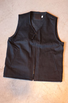 TROPHY CLOTHING/トロフィークロージング BLACKIE DECK VEST TR18AW-304