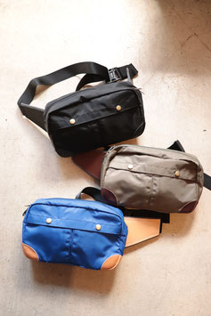 THE SUPERIOR LABOR/シュペリオールレイバー hip bag SL022