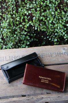 THE SUPERIOR LABOR /シュペリオールレイバー cordvan long wallet SL226