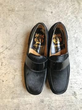 Chausser ショセ / ハラコローファー Fur loafers C-2257