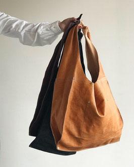 THE SUPERIOR LABOR × mambo /シュペリオールレイバー × mambo  horse leather tie shoulder bag