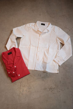 THE SUPERIOR LABOR/シュペリオールレイバー cozy shirts SL109
