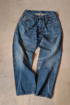 ANACHRONORM/アナクロノーム TYPE-α BASIC TAPERED JEANS NM-5P01W1