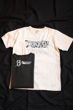 TROPHY CLOTHING/トロフィークロージング  MAGICAL FEATHER OD CREW TEE TR19SP-202