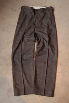 FULLCOUNT/フルカウント Hound`s Tooth 40`s Trousers(THERMOLITE) 1215