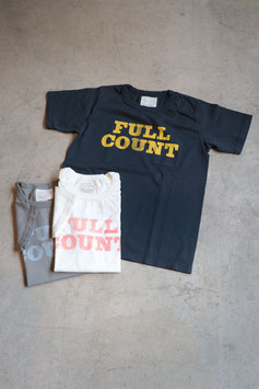 FULLCOUNT/フルカウント BASIC PRINT POCKET TEE【LOGO】5972
