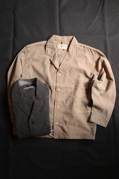 ANACHRONORM/アナクロノーム SUCKER L/S COVERALL SHIRT AN053