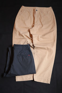 ANACHRONORM/アナクロノーム STANDARD TAPERED TROUSERS NM-TR02