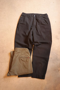 ANACHRONORM/アナクロノーム TAPERED TROUSERS AN049