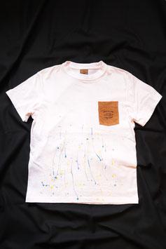 "THE SUPERIOR LABOR/シュペリオールレイバー BBW ""painters""T-shirts BL008"