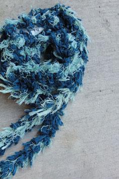 Tabrik/タブリク 藍染めストール 16702