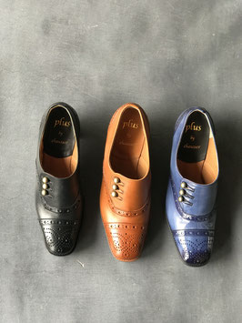 chausser(LADY'S) plus by chausser / ボタンシューズ PC-5050