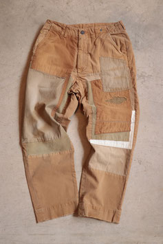 ANACHRONORM/アナクロノーム REMAKE TAPERED TROUSERS NM-TR02-PRW19