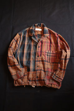 ANACHRONORM/アナクロノーム  L/S COVERALL SHIRT AN041