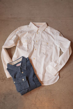 TROPHY CLOTHING/トロフィークロージング HARVEST SHIRT TR-SH02
