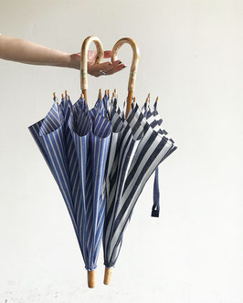 Nigel cabourn woman / Parasol linen stripe