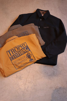TROPHY CLOTHING/トロフィークロージング Box Logo Warm Up Jacket TRSP18-502